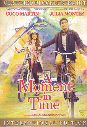 A Moment In Time -- DVD
